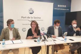 Se presenta el estudio de operatividad del puerto de la Savina