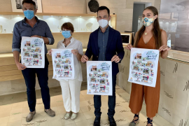 El Consell y el Ayuntamiento de Vila lanzan dos campañas de apoyo al comercio local