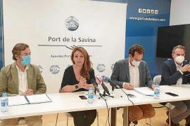 Un 30% menos de frecuencias entre Ibiza y Formentera