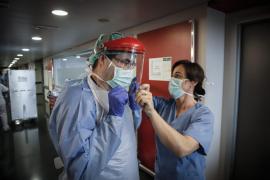 Baleares registra cinco nuevos positivos por coronavirus