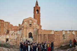 Tres pueblos fantasma tras la Guerra Civil española