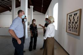La apertura de los museos de Ibiza, en imágenes .