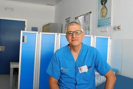 Andrés Palacios Abufón: «Ha habido retrasos en los diagnósticos porque hay pacientes con miedo a ir al médico»