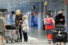 Los vuelos que llegarán a Ibiza estaban programados antes del plan piloto