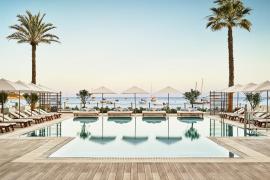 Nobu Hotel Ibiza Bay prepara su apertura con el programa 'Safe With Us' de seguridad e higiene