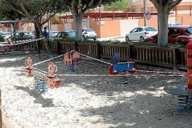 El Govern balear permite desde hoy reabrir los parques infantiles