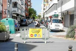 Vila implantará nuevas peatonalizaciones permanentes a partir de la experiencia de Eivissa Oberta