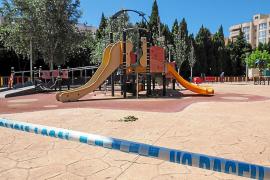 Los niños ya pueden volver a los parques infantiles de Ibiza