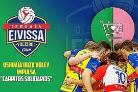 Campaña solidaria del Club Voleibol Ibiza