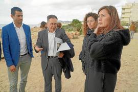 Sant Josep no teme por el proyecto de la bahía de Portmany
