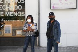 Los contagios en un día se reducen a 40 y 25 personas han fallecido en una semana