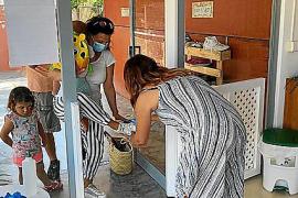 Las 'escoletes' de Formentera recuperan su actividad