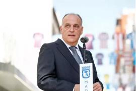 Tebas: «Me preocupa que Casillas diga que las elecciones a la RFEF no son transparentes»