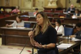 Patricia Gómez, consellera de Salut del Govern balear