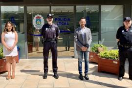 Fermín Carcel, nuevo jefe de la Policía Local de Ibiza