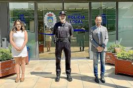 Fermín Carcel, un agente «que ha ido creciendo» hasta llegar a jefe de Ibiza
