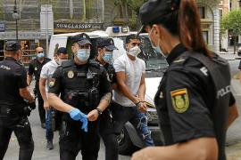 Aplazado el juicio a un banda de narcos desmantelada en Ibiza