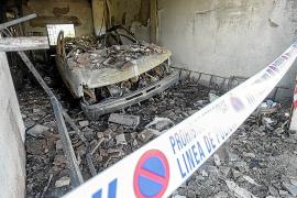 Una decena de vecinos de Puig d'en Valls se quedan temporalmente sin casa por un incendio