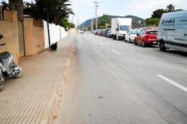 Arrestados en Vila un menor y otro joven tras sufrir un accidente