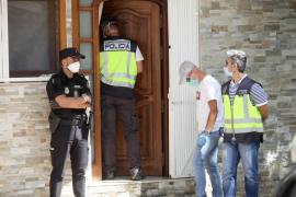 Tres detenidos más por su conexión con el clan de la droga de Cas Serres y sa Penya