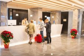 Las ventas y las reservas «no van mejorando» en los hoteles de Ibiza