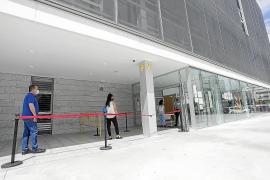 Condenado a un año y diez meses de cárcel por posesión de drogas en el aeropuerto de Ibiza