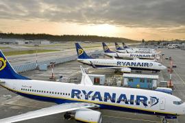 Ryanair regresa a Ibiza mañana y prevé retomar la totalidad de sus rutas