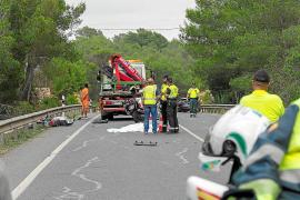 Las Pitiusas registran un descenso de víctimas en la carretera con un único muerto en lo que va de 2020