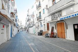 Baleares lidera la caída de la cifra de negocios del sector servicios en abril, con un descenso del 61%