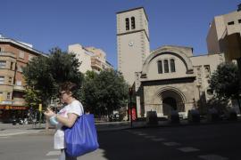 Acusan a un párroco de Palma de acariciar a un colaborador de la parroquia de Sant Sebastià