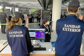 Ibiza sin personal de Sanidad Exterior para controlar la llegada de turistas en el aeropuerto