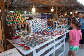 Comienza la temporada de mercados artesanos y artísticos en Formentera