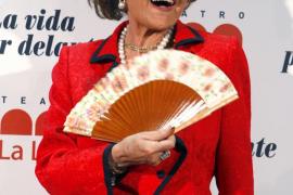 Carmen Sevilla,  cada vez más atrapada por el Alzheimer