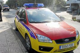 Acepta dos años de cárcel y 30 meses sin carné por atropellar a una niña en Sant Rafel