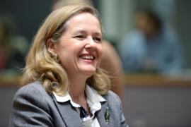 Nadia Calviño, candidata a la presidencia del Eurogrupo