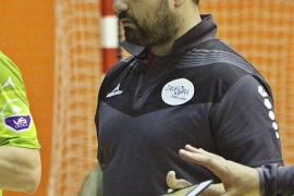 Leo Álvarez, nuevo entrenador de la Peña Deportiva de balonmano