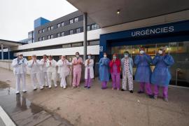 Ibiza y Formentera cumplen 40 días sin contagios entre sanitarios