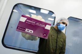 La Agencia Europea del Medicamento da luz verde al primer fármaco para tratar la COVID-19