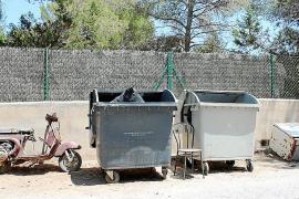 PSOE-Pacte denuncia la mala gestión de las deixalleries de Sant Antoni