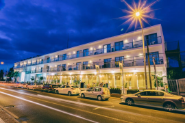 Los hoteles Rosales y Puchet ya están abiertos al público