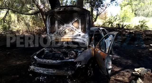 Alarma por un incendio forestal de madrugada en Sant Miquel