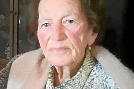 Fallece la cantante de Formentera María Mayans Juan a los 90 años