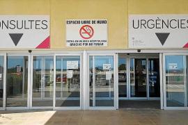 El hospital de Formentera recupera la normalidad con 500 consultas presenciales