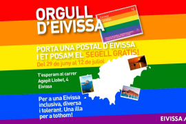 La FSE-PSOE se suma al Día del Orgullo LGTBI 2.020 con la campaña 'Orgull d'Eivissa'