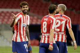 El Atlético se hace fuerte en la tercera plaza
