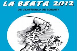 Fiestas de la Beata 2012 en Vilafranca