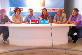 PSOE-Pacte pide a los cargos del PP ibicenco que se rebelen contra la ley que rebaja el catalán