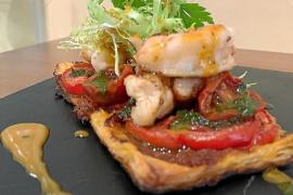 Un buen menú, diferente cada día, variado, a muy buen precio y en el centro de Vila
