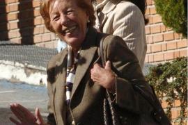 La abuela de Letizia Ortiz declara durante media hora, imputada por alzamiento de bienes