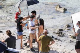 El rodaje de Uncrowded Ibiza, en imágenes (Fotos: Toni P.)
